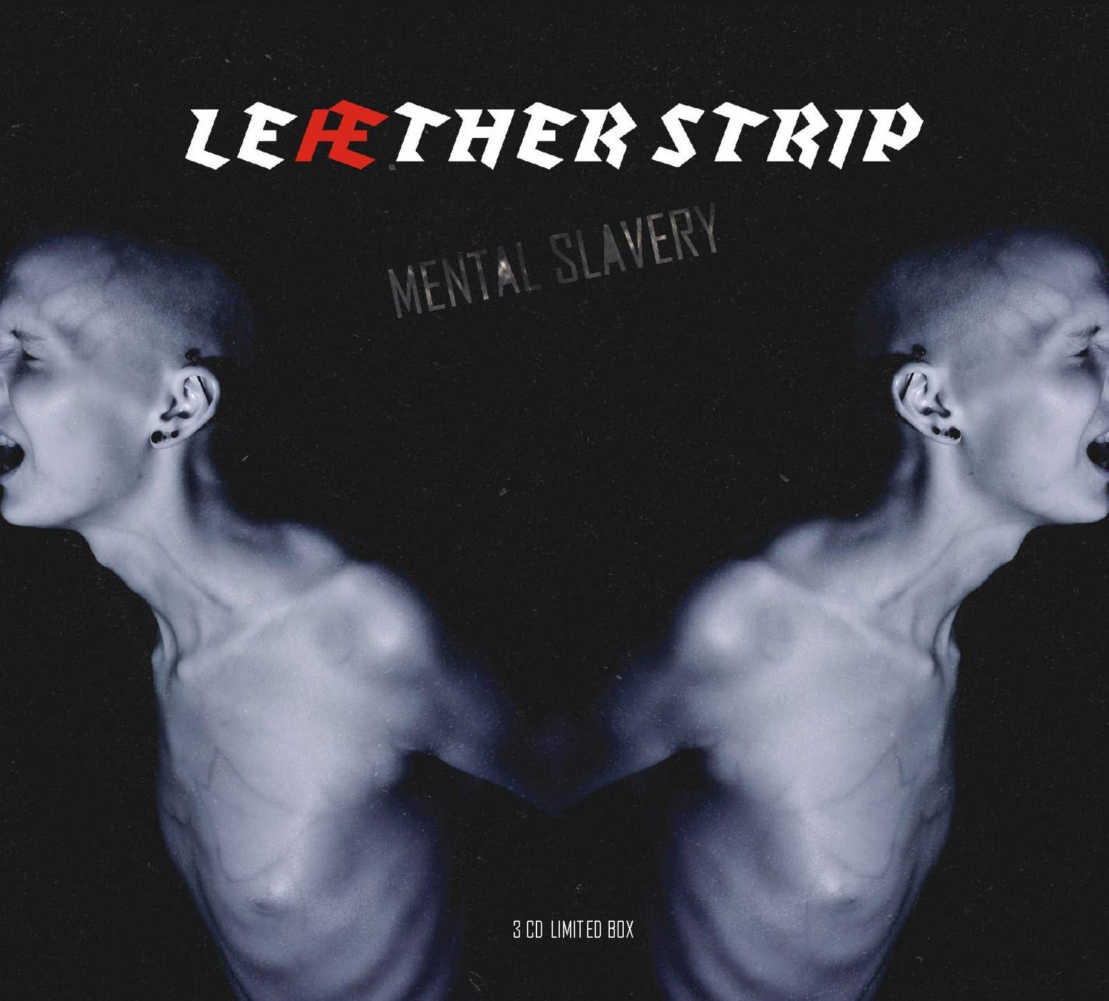 Leæther Strip - Retention No 3