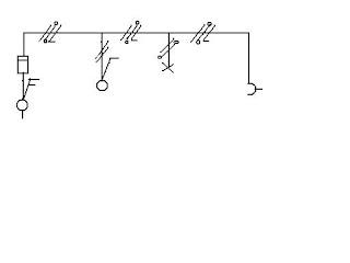 Glamorgirl diagram satu garis diagram satu garis pemasangan instalasi listrik ccuart Images