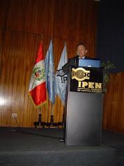 Día de la Protección Radiológica Lima, 2009