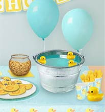 Rubber Ducky Theme