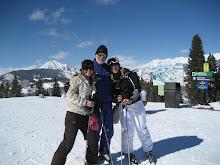 Ski the Butte