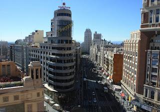 Edificio Carrión. Madrid