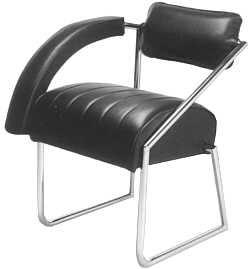 La silla inconformista de Eileen Gray