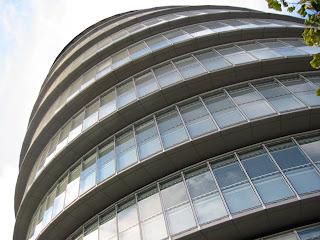 Fachada de Cristal Ayuntamiento de Londres