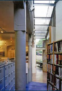 Diespeker Wharf Interior