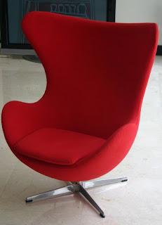 Silla Egg de Arne Jacobsen. Precio, historia, diseño, distribuidores, etc