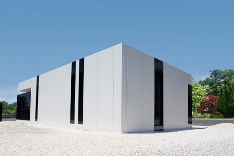 Casa Modular de A-Cero | Blog Arquitectura y Diseño