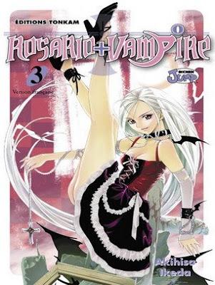 Descargar tomo 3 de Rosario to Vampire Rosario-Vampire+manga