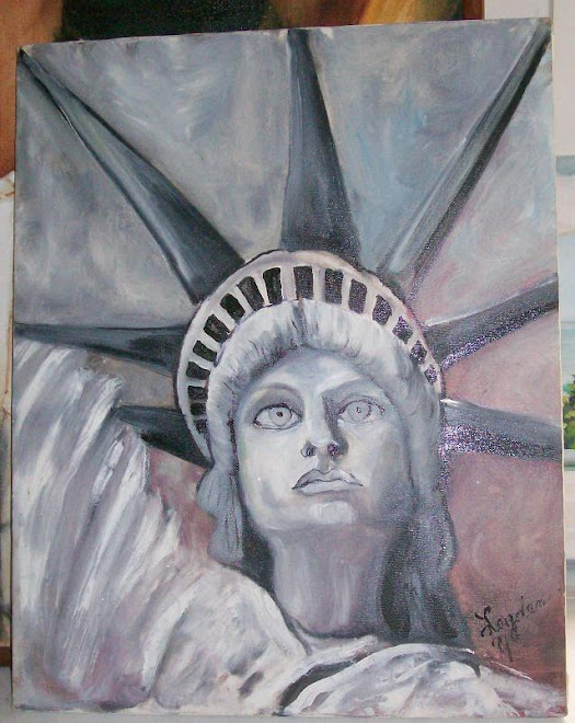 Miss Liberty Sold