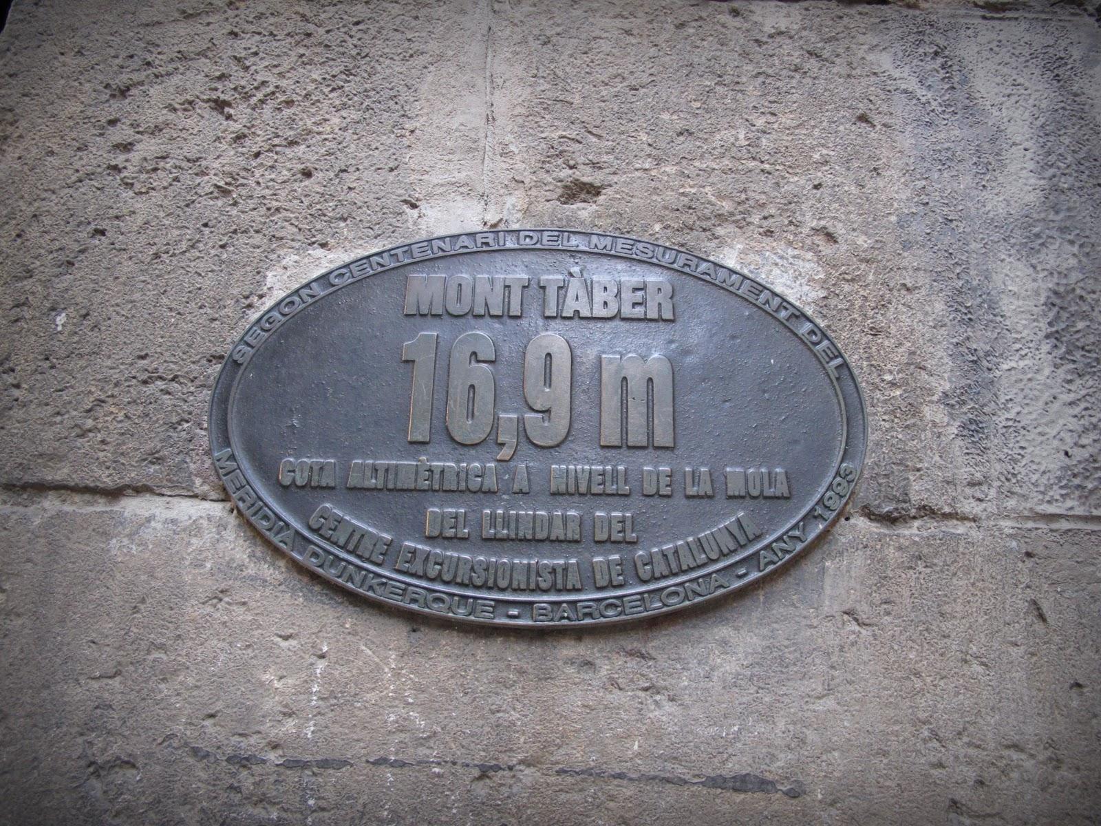 Milerenda paseos curiosos por barcelona 3 parte - Piedra artificial barcelona ...