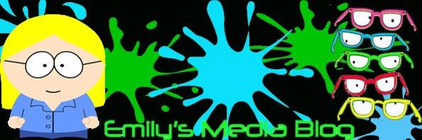 Emily's Media Blog...