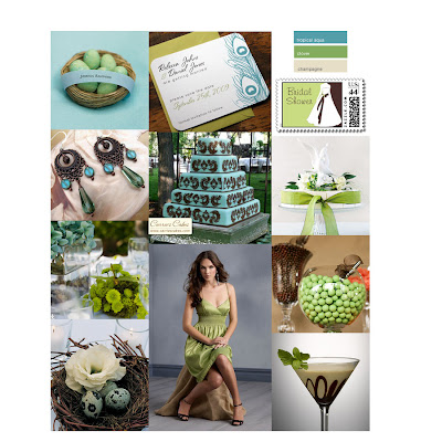 Green with Envy over My Something Blue by Wedding Rumors