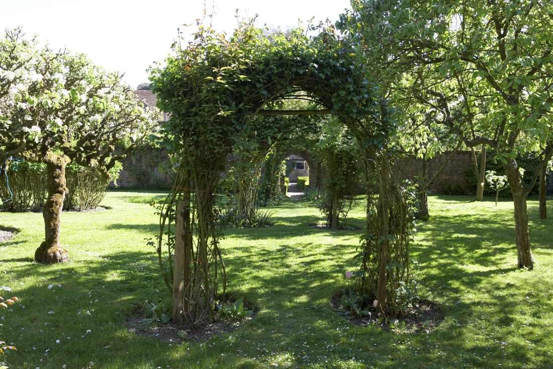 giardino _la pergola come elemento d'arredo - BLOSSOM ZINE BLOG