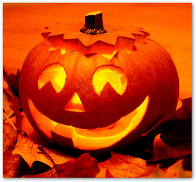 Una zucca per Halloween