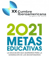 METAS EDUCATIVAS 2021