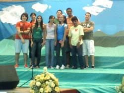 Equipe do teatro