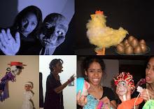Nuestras obras de Teatro y Narracion Oral escenica
