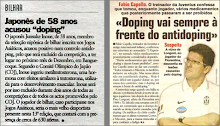 O doping...