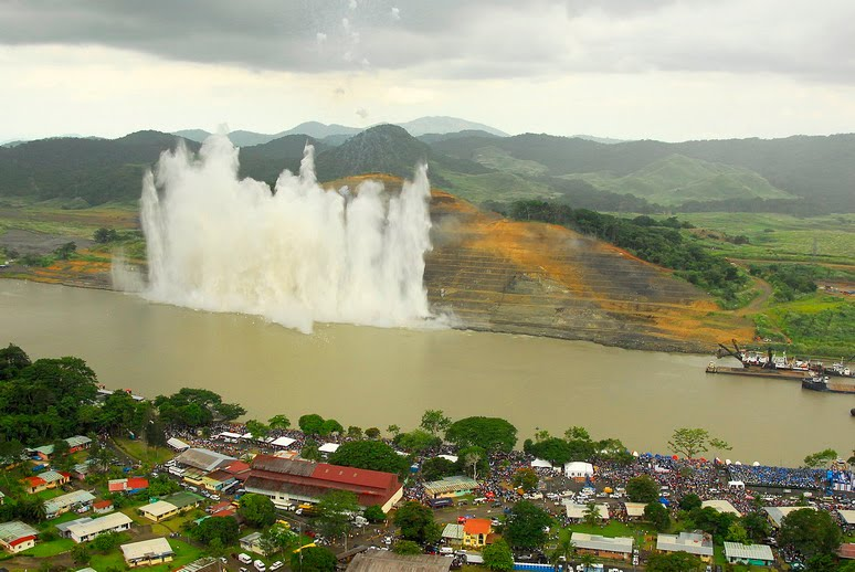 problems building the panama canal Teams from contractor grupo unidos por el canal (gupc) and the panama canal authority (acp) met saturday to discuss the scope of the problem and solutions.