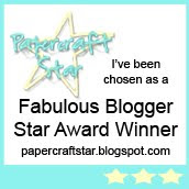 Fabulous Blogger Star Award