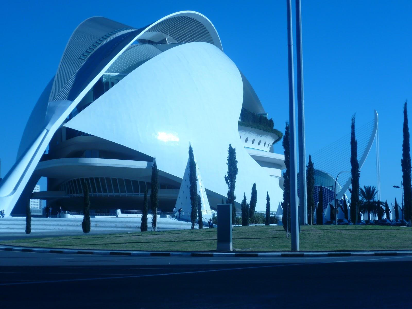 el museo de las artes y de las ciencias: