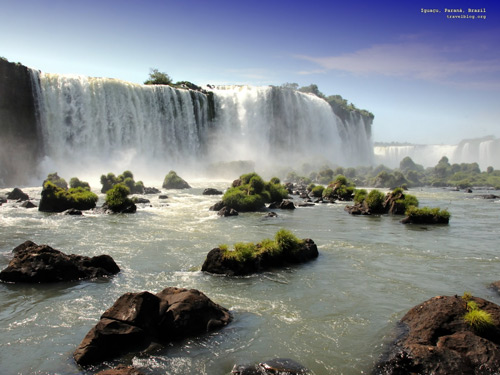 desktop wallpapers waterfalls. wallpaper waterfall.