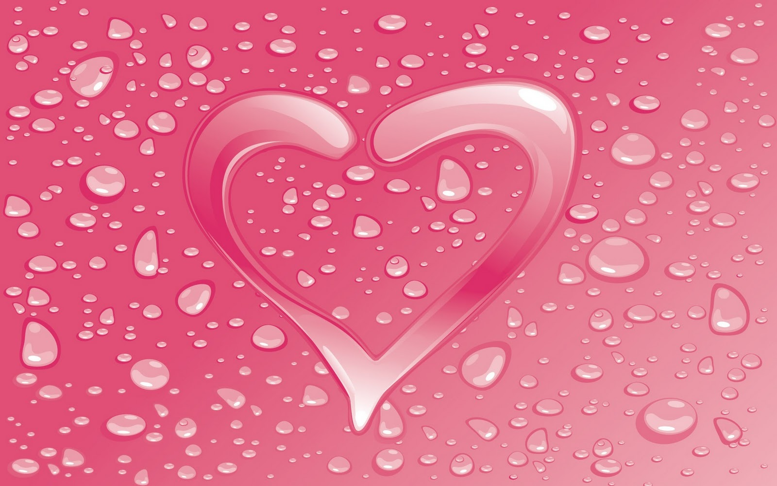 Valentine's Day Heart Love Fresh Wallpapers Seen On www.coolpicturegallery.us