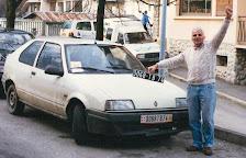 Ivano Ghirardini, un guide contestataire change ses plaques en 1995
