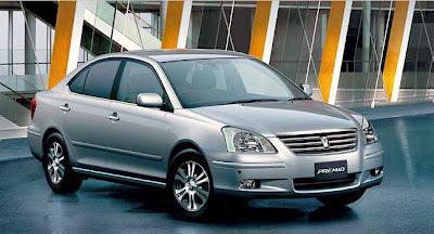 Toyota Premio 2 generacion