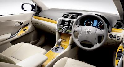 Toyota Premio Corona by Dantada