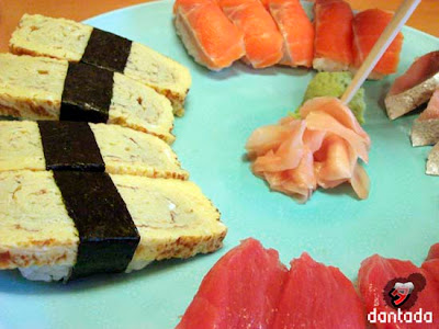 sushi ueno by dantada