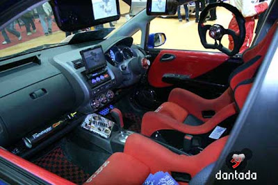 sound honda fit by dantada