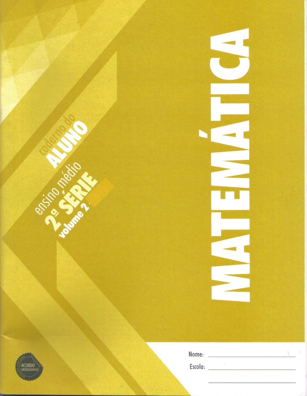 Matemática - vol 2 - 2º ano