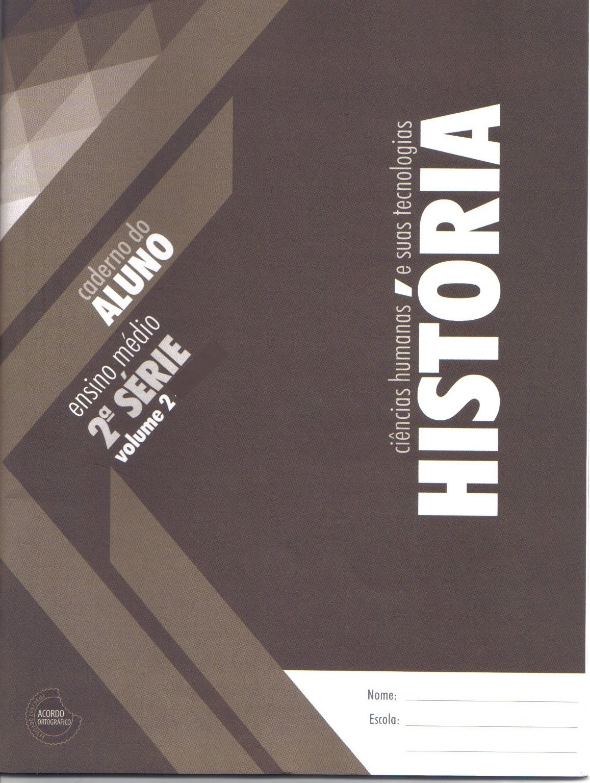 História - vol 2 - 2º ano