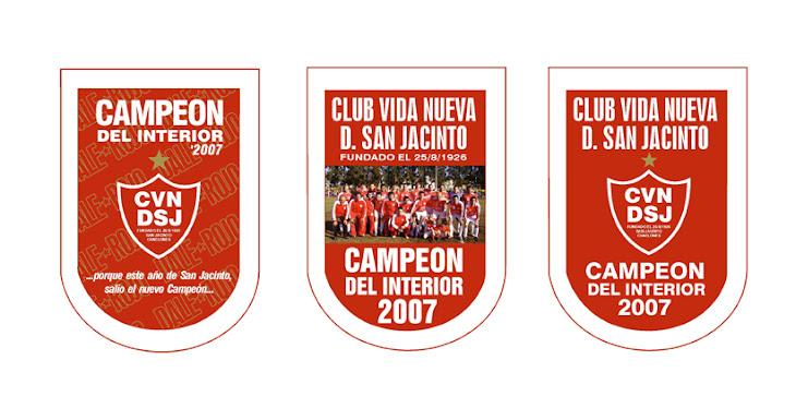 Club Vida Nueva Y Deportivo San Jacinto