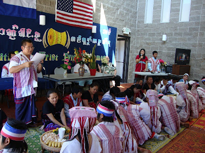 >Burmese Karen Community celebrate their traditional culture festival in Colorado
