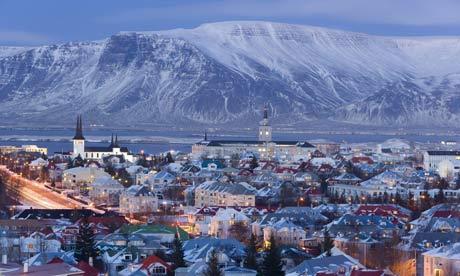 verdens nordligste hovedstad
