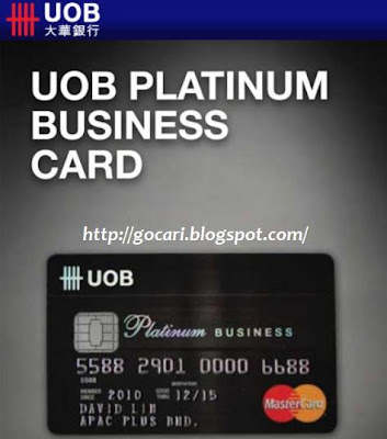 Uob platinum business card hp notebook contest gocari malaysia uob platinum business card hp notebook contest reheart Image collections