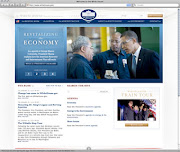 44th President White House website