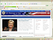 State Department's website under Hillary