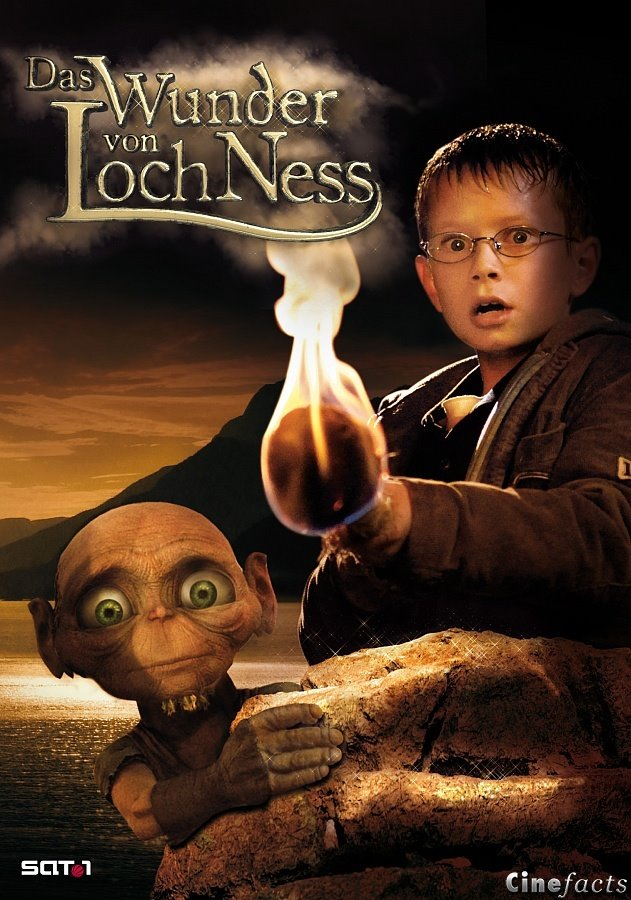film Le Secret Du Loch Ness en streaming