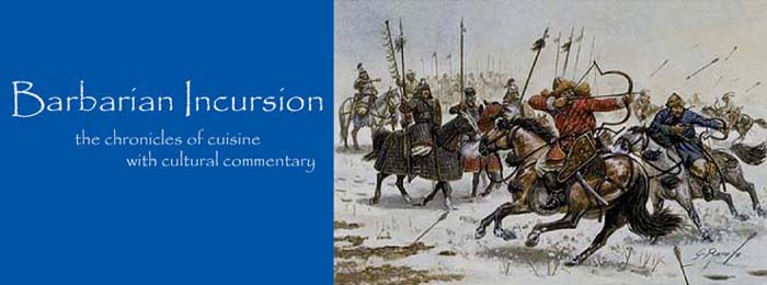 barbarian incursion