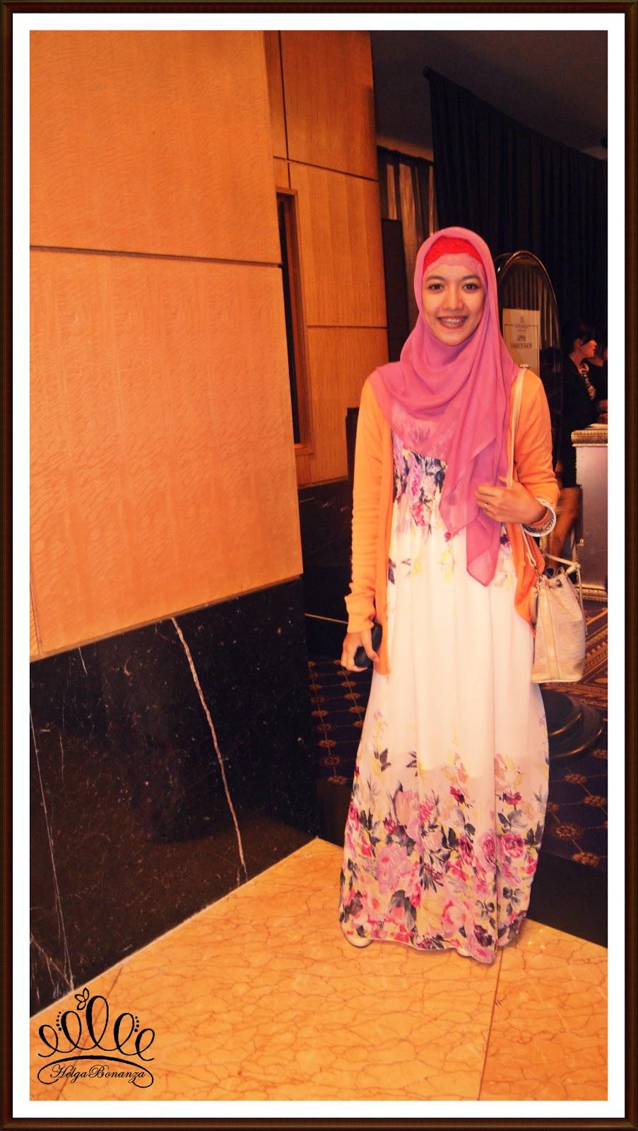 Gaya Hijab Fitri Aulia