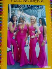Agrupacion Piel Morena Girls...