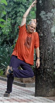 Jaap Van Manen - My class is all about opening up the self with movement