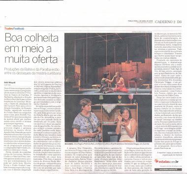Reportagem - Jornal O Estado de São Paulo(Estadão)