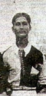 José dos Santos Nugas, um dos co-fundadores do SC Farense