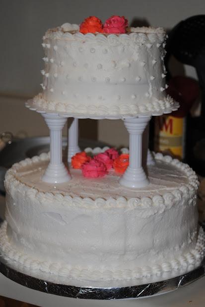 Tiered Birthday Cakes Walmart