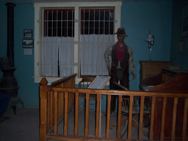 TOMBSTONE O.K. CORRAL GHOST HUNT