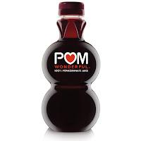 POM Wonderful Pomegranate Juice - The Cute Bottle